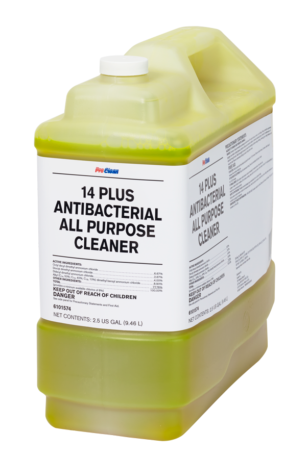 14 Antibacterial All Purpose Cleaner ProClean