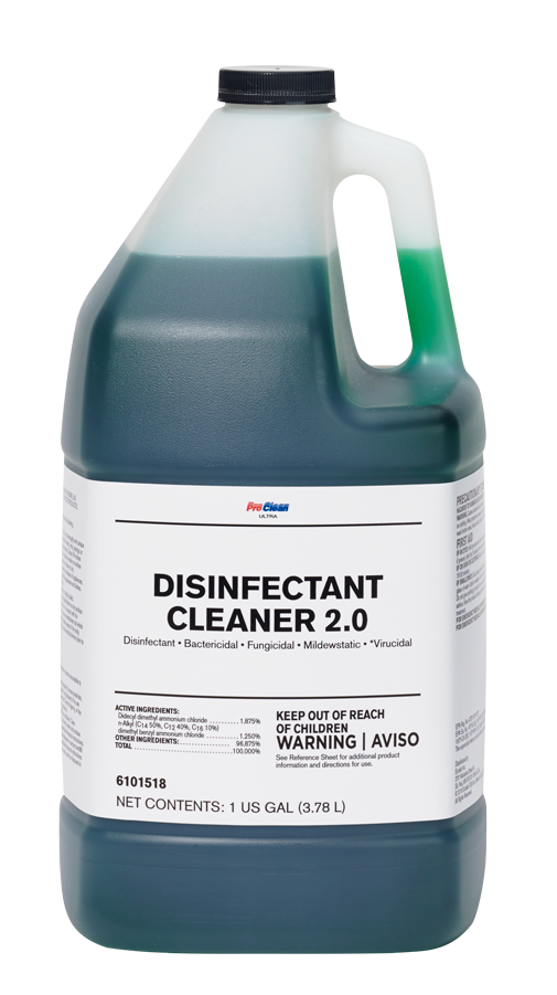 Disinfectant Cleaner 20 Ultra ProClean