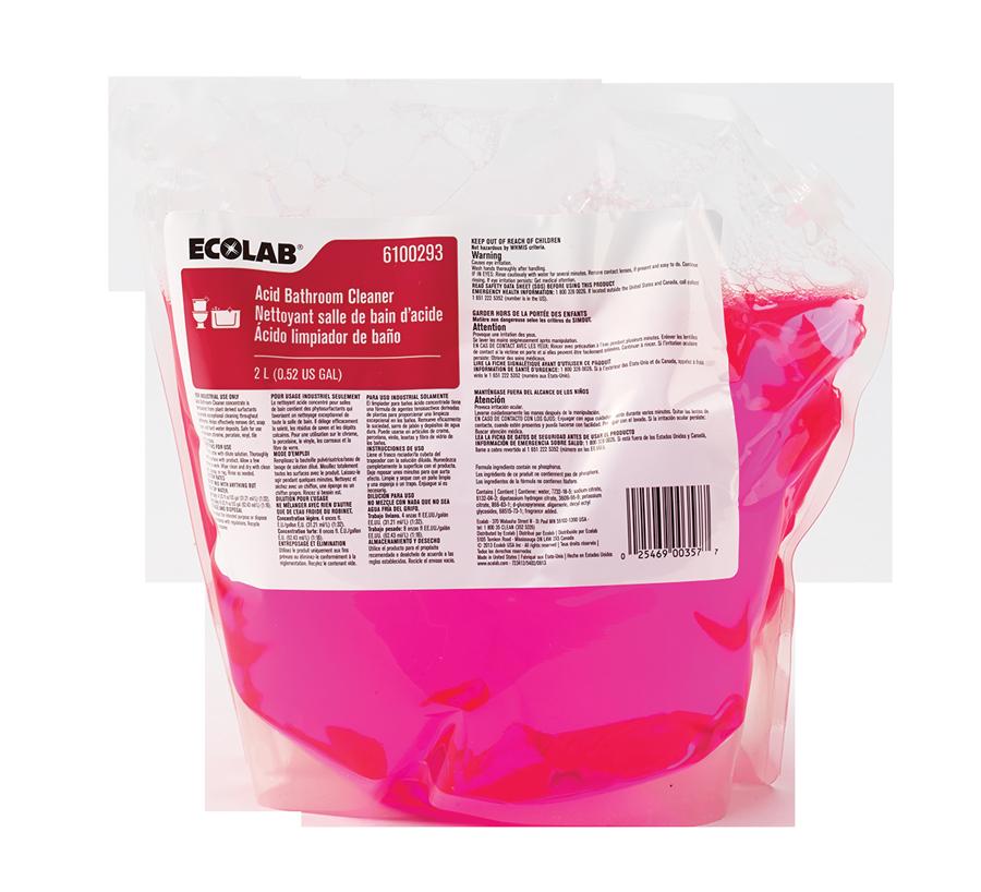 Proclean Acid Bathroom Cleaner