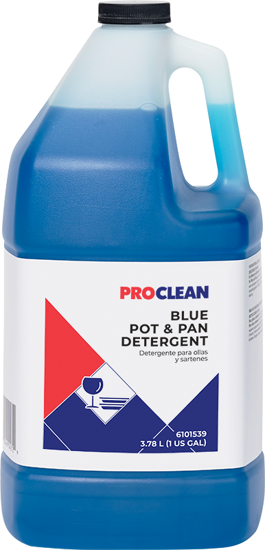 ProClean Blue Pot and Pan Detergent