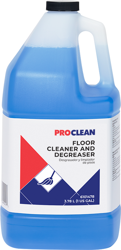 ProClean Floor Cleaner and Degreaser