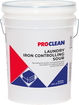 ProClean Laundry Iron Controlling Sour