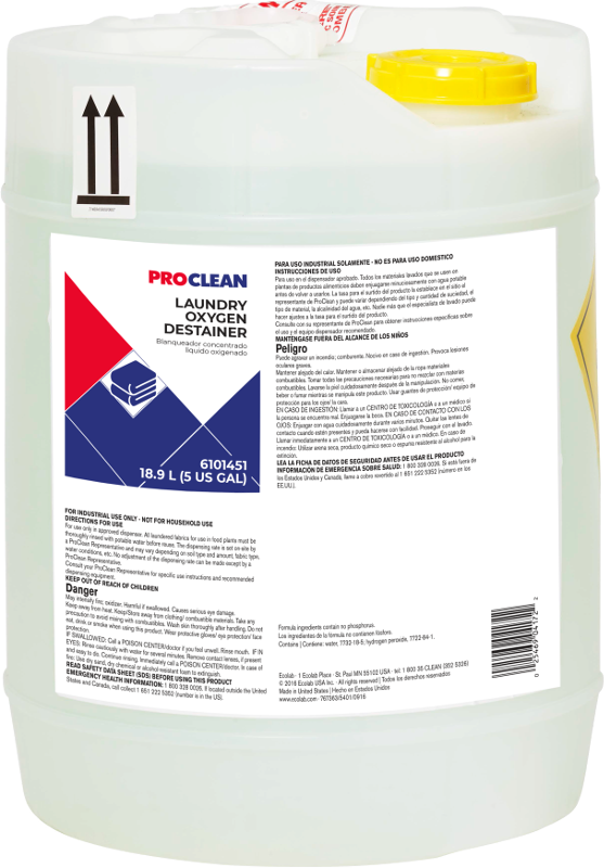 ProClean Laundry Oxygen Destainer
