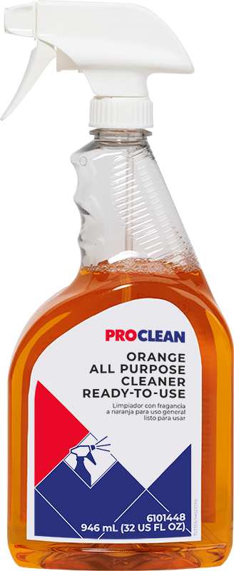 ProClean Orange All Purpose Cleaner Ready to use