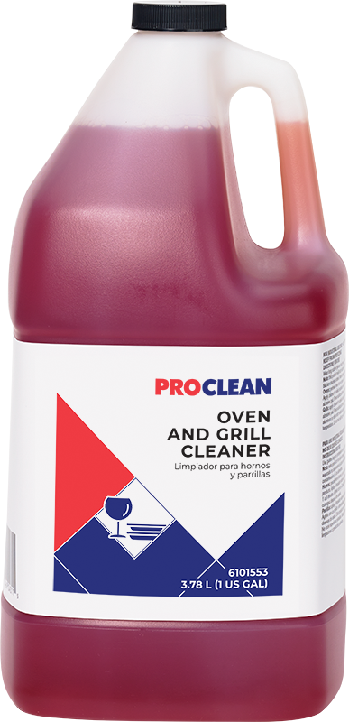 ProClean Oven and Grill Cleaner