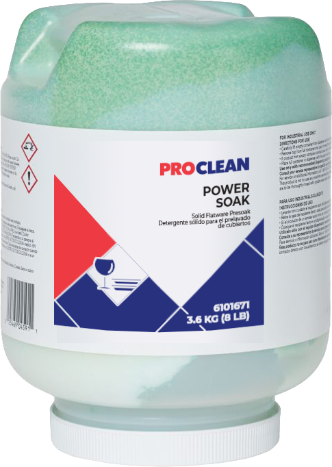 ProClean Power Soak Solid