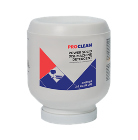 ProClean Liquid Dishmachine Detergent