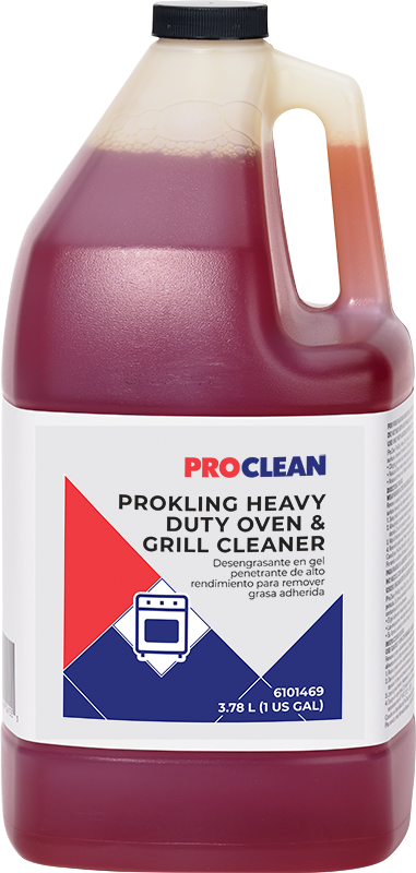 Proclean Prokling Heavy Duty Oven Amp Grill Cleaner
