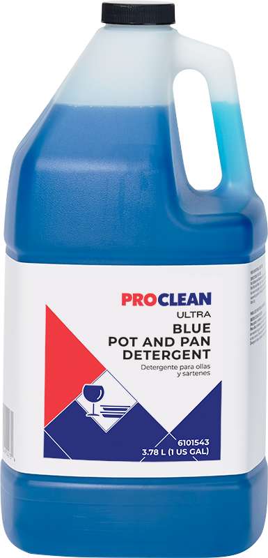 ProClean Ultra Blue Pot and Pan Detergent