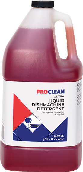 ProClean Ultra Liquid Dishmachine Detergent